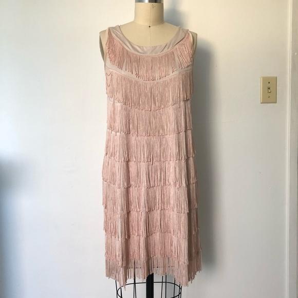 06b1e50d6bc H M Dresses   Skirts - Fringe flapper dress